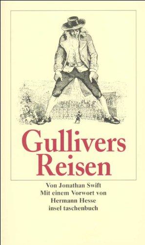 Gullivers Reisen (insel taschenbuch) hier kaufen