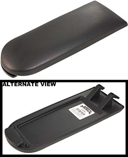 apdty-112748-center-console-armrest-lid-black-leather-fits-1998-2003-volkswagen-beetle-1999-2006-vol