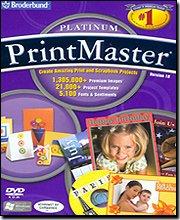PrintMaster Platinum 18