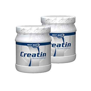 Best Body Nutrition Creatin Kautabletten ( 2 x 200 Tabletten = 400 Tabletten)