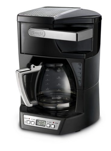De'Longhi ICM40 Front Loading Filter Coffee Machine Digital from Delonghi