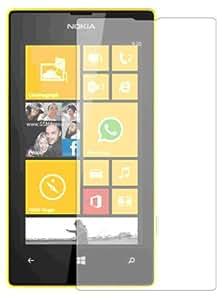 6 x Membrane Films de protection d'écran Nokia Lumia 520 - Ultra clair, Emballage