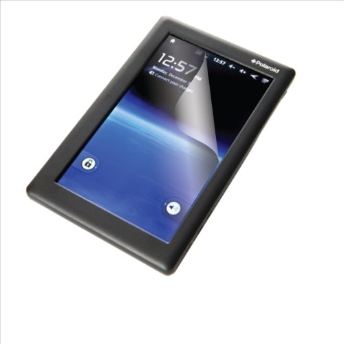 1-Pack EZGuardZ Polaroid PMID701C TABLET Screen Protectors (Ultra CLEAR) at Electronic-Readers.com