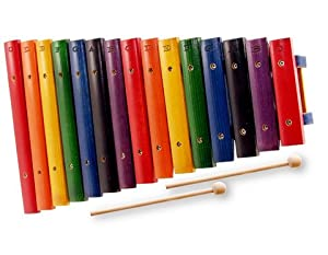 Grover FN915 First Note Xylophone Wood 15 Note