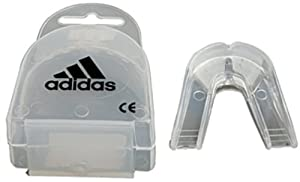 adidas Protège-dents double Adulte Transparent