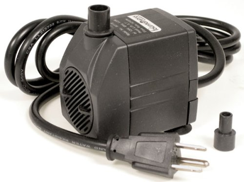 Powerful Little Fountain Pump For Indoors Or Outdoors Can Raise Water Up To 61Inches