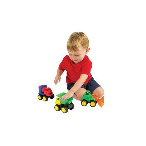 Kidoozie Little Tuffies Trucks front-12015