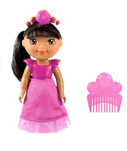 Fisher-Price Spin and Sparkle Red Crystal Dora