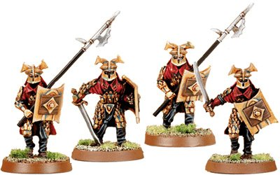 games workshop lord of the rings easterlings blister