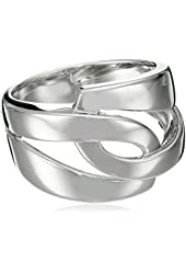 ELLE Jewelry Sterling Silver Savory Ring
