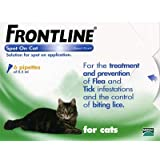 Frontline Spot On Flea Drops - Cats Kittens 6Pkby Frontline