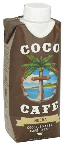 Coco Cafe - Coconut Water Mocha - 11.1 Oz.