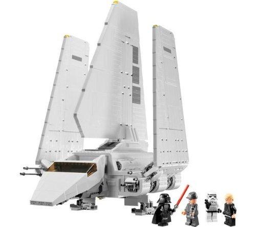 レゴ スターウォーズ インペリアル・シャトル リミテッド・エディション 10212 LEGO  Imperial Shuttle 海外限定版 [並行輸入品]
