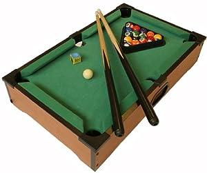 Mini biliardo gioco tavolo biliardo 51 x 31 x 9 5 cm giochi e giocattoli - Mini biliardo da tavolo ...
