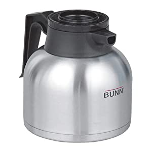 Bunn Stainless Steel Thermal Carafe - 1.9 liters