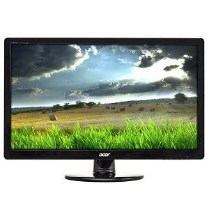 "Acer 23"" LED Widescreen Monitor VGA HDMI | S230HL Abii"