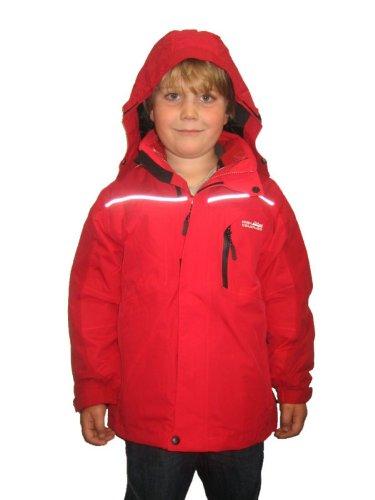High Colorado Pfronten Winterjacke Kinder Doppeljacke mit Fleece online bestellen