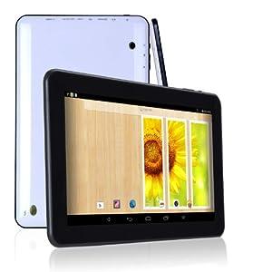 AFUNTA 10 inch Allwinner A31S Tablet Quad Core Android 4.4 1G Ram 8G Rom Dual Camera Bluetooth HDMI 5000mAh OTG