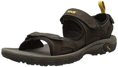 Teva Men's Katavi Outdoor Sandal,Brown,7 M US