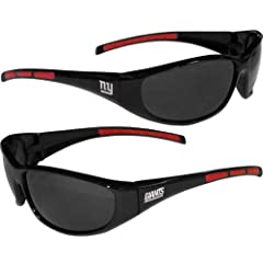 Brand New New York Giants Wrap Sunglasses by Things for You