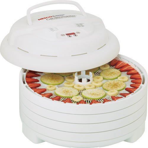 Big Save! Nesco FD-1040 1000-watt Gardenmaster Food Dehydrator