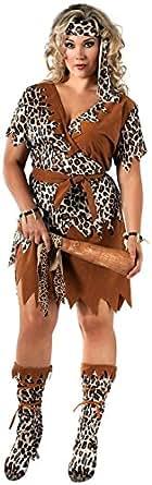 Cavewoman Plus Size Costume Plus