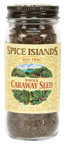 Spice Islands Caraway Seed, Whole, 2.2-Ounce