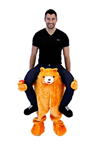 Piggyback Ride On BEAR Costume (Standard) (Teddy Bear Costumes compare prices)