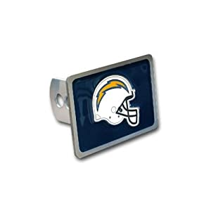 San Diego Chargers Trailer Hitch Cover by Caseys