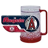 Los Angeles Angels Of Anaheim Crystal Freezer Mug