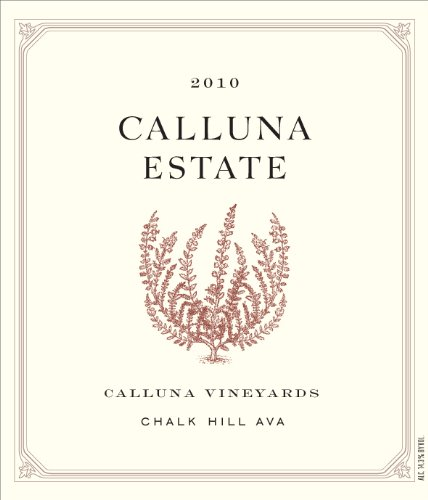 2010 Calluna Estate Red Wine 750 Ml