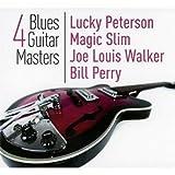 echange, troc Compilation - Four Blues Guitar Masters