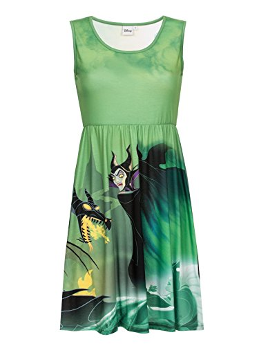 Sleeping Beauty Villains - Maleficent Abito multicolore S