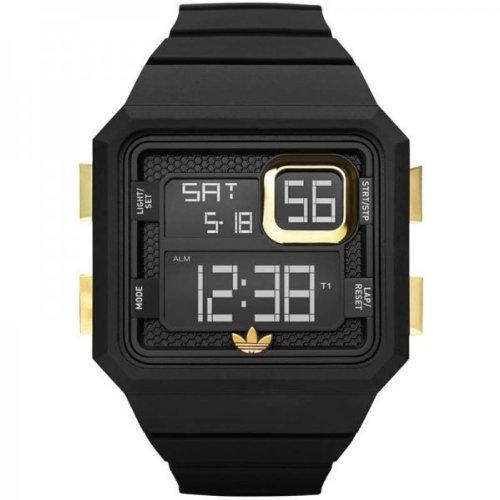 Adidas ADH2772 CURITIBA Black Gold Watch