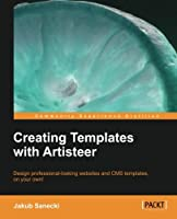 Creating Templates with Artisteer Front Cover