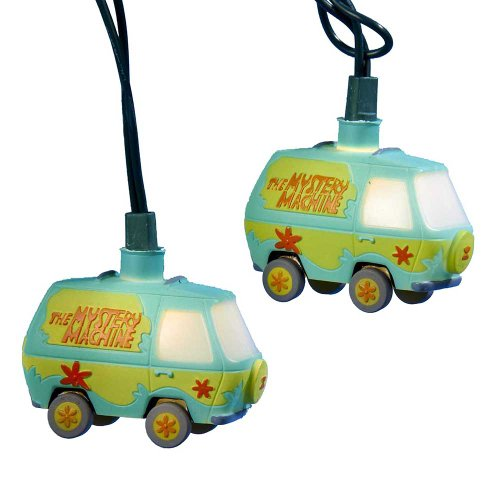 Scooby-Doo Mystery Machine Light Set