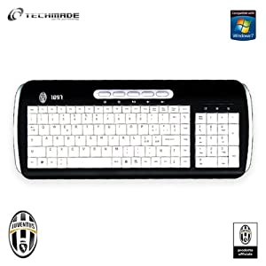 Amazon.com: Juventus Keyboard: Computers & Accessories