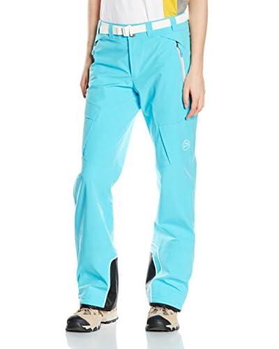 La Sportiva Pantalone da Trekking Aura Pant [Turchese]