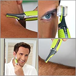 ASCENSION Micro Touch Max All In One Personal Trimmer for Men