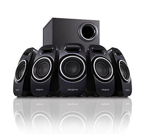 Creative 5.1ch speaker game movie surround SP-SBS-A550
