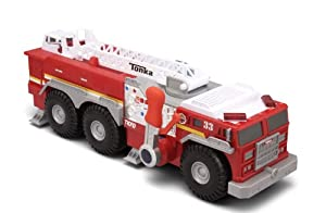 Tonka Strong Arm Mighty Fire Truck