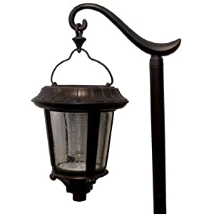 Click to buy Alpan Brittania Hanging Solar Garden Lights, 2-Pack, Oil-Rubbed Bronze from Amazon!
