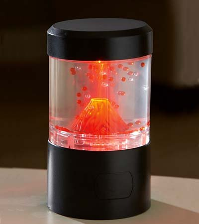 Small Nature's Fire Interactive Volcano