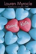 Kissing Kate by Lauren Myracle cover image