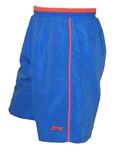 Short / pantacourt homme Slazenger (S, Bleu)