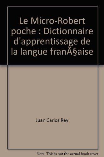 dictionnaire le robert micro poche t 233 l 233 charger gratuit pdf epub