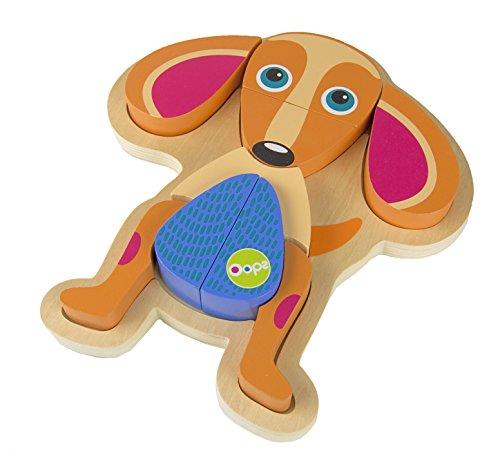 Oops My Happy Puzzle Happy Dog - 1