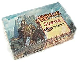 Magic the Gathering Starter Booster Box