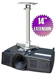 Projector Ceiling Mount for Epson EX3220 EX3240 EX5220 EX5230 EX5240 EX5250 Pro