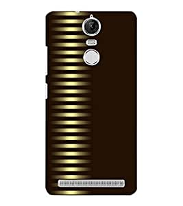 LENOVO K5 NOTE LINES Back Cover by PRINTSWAG